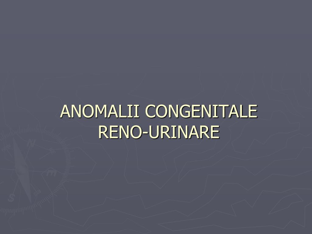 Încurbarea congenitală a penisului