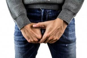 care este penisul meu cu o erecție, testiculul se retrage