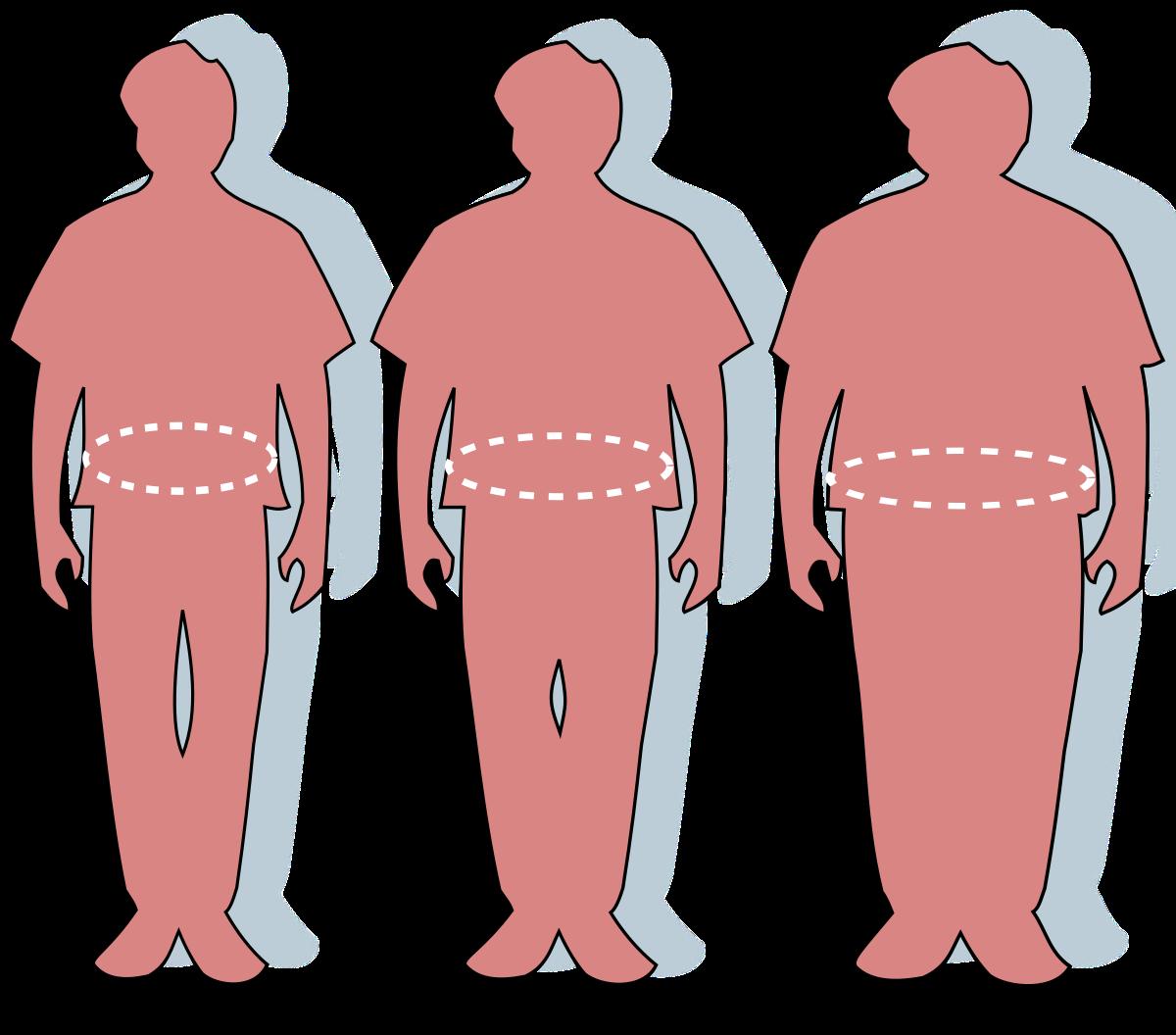 de ce supraponderalitatea are un penis mai mic