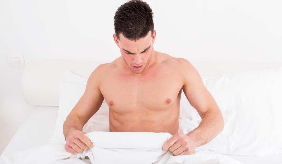 există erecții nocturne  nu există erecții matinale