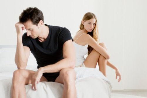pierderea potenței erecției