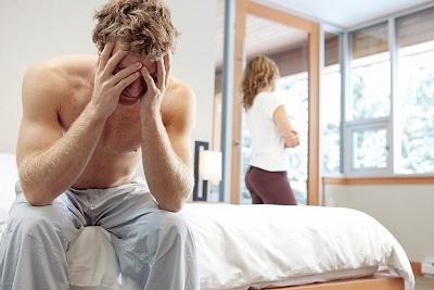 odată cu prostata o erecție a dispărut