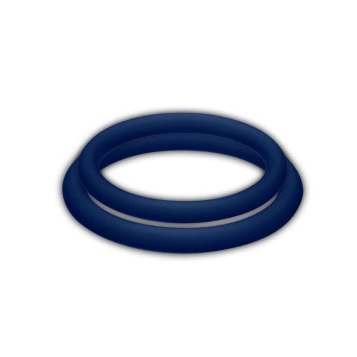 albastru în penis