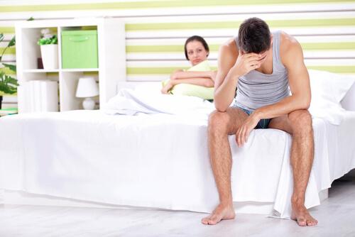 letargie de erecție slabă