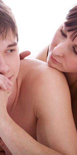 fără erecție motivul este în soție