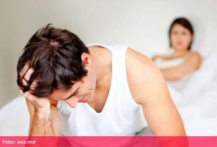 motive pentru lipsa erecției și libidoului