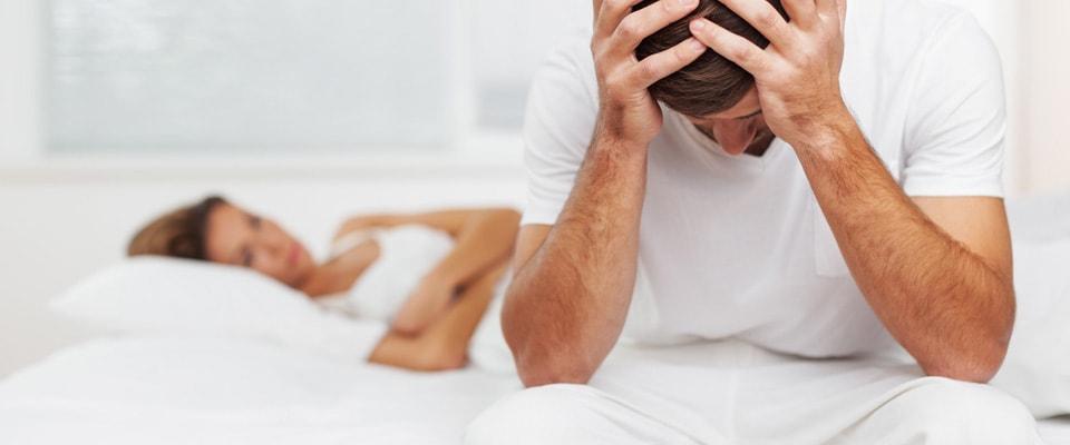 fără erecție din cauza anestezicului este posibil să aveți o erecție
